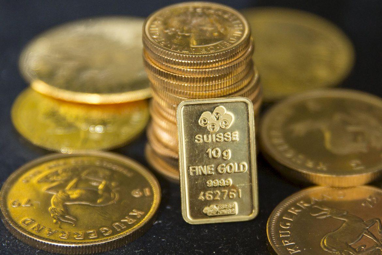 ลงทุนทอง