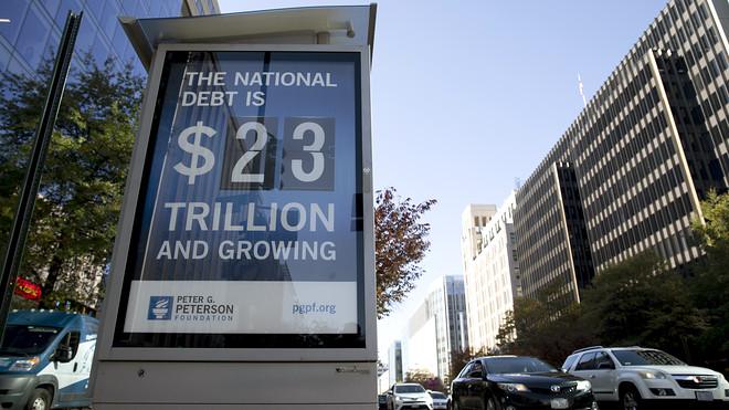 หนี้สินทั่วโลก