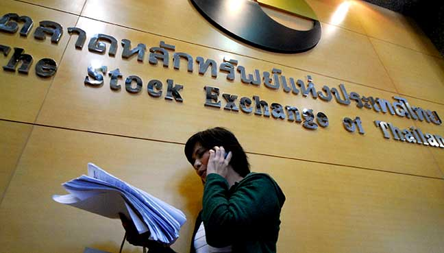 หุ้นไทย นักลงทุนต่างชาติ