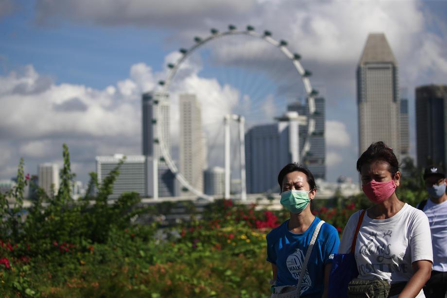เศรษฐกิจ สิงคโปร์